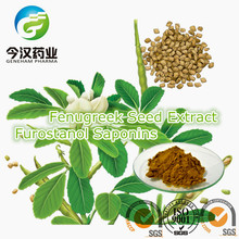chinese herbal medicine seeds fenugreek seed extract Furostanol saponins fenugreek plant