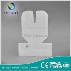 Free sample transparent dressing China sterilized iv catheter dressing 6*7cm,10*12cm