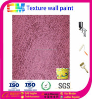 water based metal texture paint anti-fungas texture wall paint