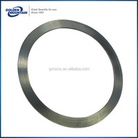 China best price hydraulic pump oil seal metal serrated gasket(corrugated gasket)