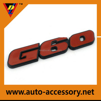 G60 company car logos and brand names