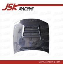 DMAX STYLE CARBON FIBER BONNET HOOD FOR NISSAN SKYLINE R33 GTS SPEC 1 (JSK220209)