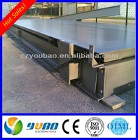 Best selling 20 ton portable truck scale for sale