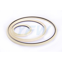 Excavator PU Buffer Seal HBY PC200 Buffer Ring HBY150 150-165.5-6 FQ0871F3