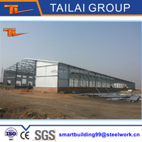 Made in China Prefabricated Steel Structure Mental Shed