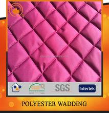 Diamond Stitching Wadding Polyester Thermal Bonded