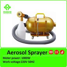 Agriculture aerosol spraying machine for sale 1000W