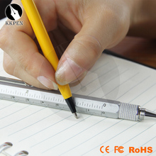 Shibell 2015 Hot multifunctional tool pen stylus/ ballpen /ruler