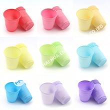 5oz PP PS colorful disposable plastic cup