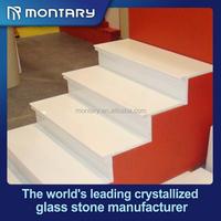 popular artificial stone exterior stair design