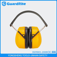 GuardRite Brand ABS Shell Material Noise Head Muff, Noise Blocking Earmuffs