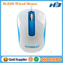Fashion Design 3D Wired Mouse For Computer,Wired Mouse With Rechargeable Battery