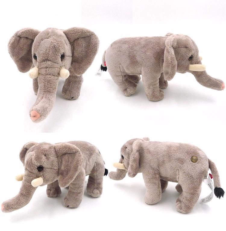 soft brown plush toy Elephant.jpg