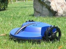 2015 hot sale robot grass-cutting machine