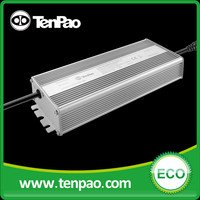 outdoor Natural convection cooled Waterproof 200 w LED Driver