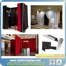 New product photo booth, backdrop pipe and drape for wedding starlight backdrop curtain