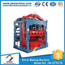Trade assurance manufacturer CE&ISO9001 approved 8080*2100*3000 mm 39.1KW 380V brick and paving making machine
