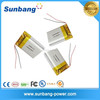 2015 wholesale good price 700mah li polymer battery 3.7v