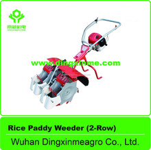 Best and Cheapest Mini Power Tiller Paddy Field Rice Weeder / Gasoline Engine Paddy Field Weeder