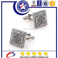 Top quality best sell promotion custom logo fashion cufflinks