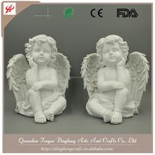 European Beauty Resin Angel Large Marble Angel Statues