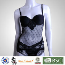 Customized LOGO Ultimate Lace Matching G-String Sexy Costumes For Women