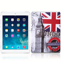 classic design for ipad air back cases wholesale