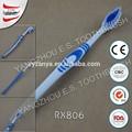 yangzhou barato cepillo de dientes manual foto cepillo de dientes de adulto de cerda suave