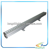 Led linear bar light 36x3w outdoor rgb dmx led wall washer