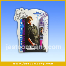 JB super star promotional plastic singking ballpoint pen