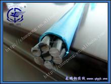 The epoxy coating PC steel strand