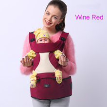 Baby Carrier - BEST for Newborn & Child - Backpack & Kangaroo - Carry Safer