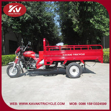 Fashion adult good quality red three wheel electric motorcycle with good quality engine