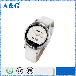 First G+GTouch Screen smart watch bluetooth with Waterproof/Calendar/Pedometer/Sleep Monitor