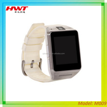 Wrist Wrap Handsfree sim card smart watch phone with camera bluetooth Work for windows phone Android