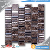 Interior Design Laminated Glass Mosaic kitchen mosaic wall tile XF255