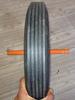 wheel barrow solid rubber wheel 14x4