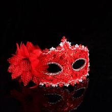 Fábrica personalizado Masquerade Festival máscara de olho pena carnaval tornar máscaras do partido