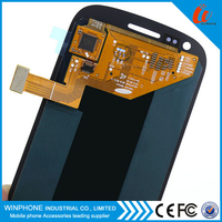 Mobile phone repair LCD screen for samsung s3 mini display, touch screen for SAMSUNG S3 MINI lcd screen replacement