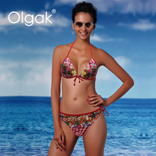 Olgak 2015 Sexy Bikini Newest Swimsuit Swimwear Women