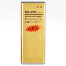 OEM 4200mAh note 4 Battery for Samsung Galaxy Note4 SM-N910 N9100 mobile phone battery