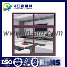 cheap sliding design window frames