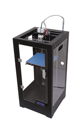 China industrial large 3d printer machine 200*200*480mm