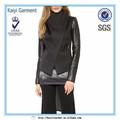 2014 nova costura couro terno casaco da moda por atacado tailândia roupa