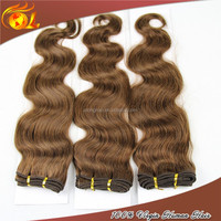 Brazilian remy hair extension weave hair for white people white women