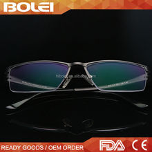wholesale top design black optical frame for men and women