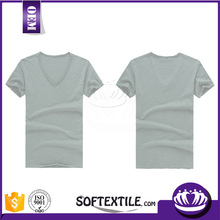 china wholesale factoty price v-neck excellent promotional children tshirt