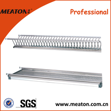 Sales Promotion Period!!Two tiers kitchen stainless steel dish rack