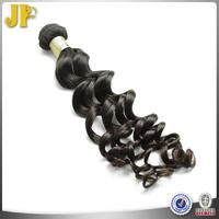 JP Hair Mogonlian Loose Body 100% Virgin Human Wholesale Hair For Weaving