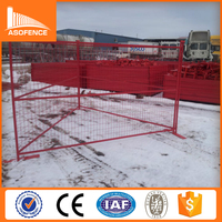 8' high portable fence/ removable fence / temporary fence